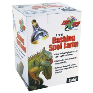 Zoo Med 250w Repti Basking Spot Lamp FREE POST